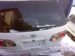 Стекло заднее. Toyota Caldina, AT211 Двигатель 7AFE