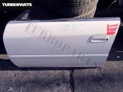 Дверь боковая. Toyota Chaser, GX100, LX100, JZX101, JZX100, JZX105, SX100, GX105 Двигатели: 1GFE, 1JZFE, 1JZGE, 1JZGTE, 2LTE, 4SFE