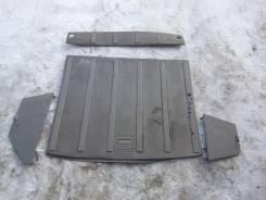 Панель пола багажника. Nissan X-Trail