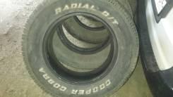 Cooper Cobra Radial G/T. летние, 2010 год, б/у, износ 30%