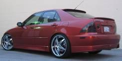Обвес кузова аэродинамический. Toyota Altezza, GXE10, SXE10 Lexus IS200 Lexus IS200 / 300