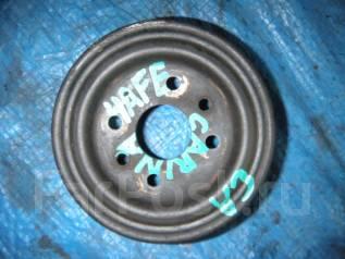 Шкив помпы. Toyota Carina, AT175 Двигатель 4AFE