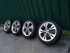 Light Sport Wheels LS 110. 7.0x17, 5x114.30, ET51, ЦО 71,0мм.