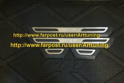 Порог пластиковый. Honda Fit, GP1, GE9, GE6, GE8, GE7, GP4 Honda Fit Hybrid, GP1, GG7, GG8, GP2 Honda Fit Shuttle, GG8, GG7, GP2. Под заказ