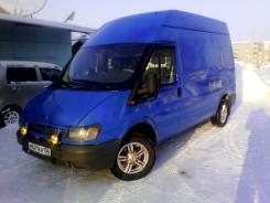 Ford Transit Van. Настоящий немец. форд, 2 402 куб. см., 1 500 кг.