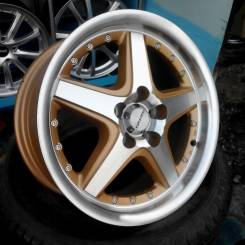 TGRACING LZ313. 6.5x15, 5x100.00, ET35, ЦО 73,1 мм.