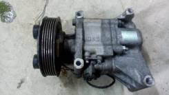 Компрессор кондиционера. Mazda Demio, DE3AS Двигатель ZJVE