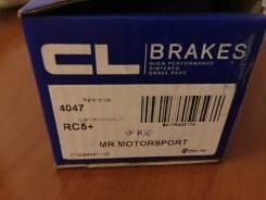 Колодка тормозная. Subaru Forester, SG9 Subaru Impreza WRX STI