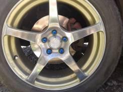 Легкосплавные диски от K-Racing. 7.0x5, 5x100.00, ET50, ЦО 70,0мм.