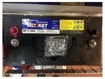 Rocket. 120 А.ч., правое крепление, производство Корея