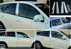 Накладка на стойку. Toyota RAV4