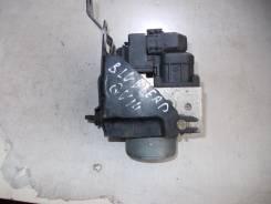 Блок abs. Nissan Bluebird, QU14 Двигатели: QG18DD, QG18DE