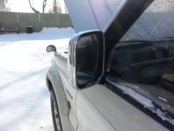 Зеркало заднего вида боковое. Mitsubishi Pajero, V46W, V46V, V46WG