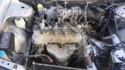 Двигатель. Nissan AD Двигатель QG15DE