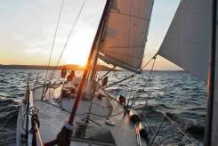 Яхтинг и Пиратские рейды по бухтам Камчатки и Курильским островам. 6 человек
