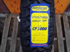 Comforser CF3000. Грязь MT, 2015 год, без износа, 4 шт