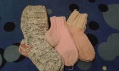 Носки вязанные. Под заказ
