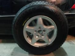 Mercedes. 8.0x16, 5x105.00, ET62