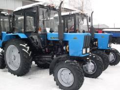 МТЗ 82.1. Трактор МТЗ-82.1, Беларус, 4 750 куб. см.
