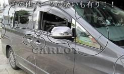 Накладка на стойку. Toyota Alphard, ATH20, GGH20, ANH20