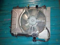 Радиатор охлаждения двигателя. Toyota: Vitz, Ractis, Yaris, Porte, Spade, Corolla Fielder, ist, Corolla Axio, Scion Двигатели: 1NZFE, 2NZFE, 2ZRFAE, 2...