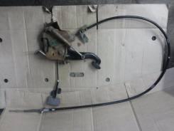 Механизм стояночного тормоза. Toyota Mark II, GX105