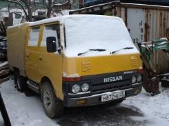 Nissan Atlas. BF22, Z16