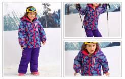 Костюмы лыжные. Рост: 146-152 см