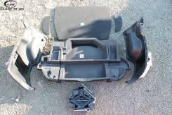 Обшивка багажника. Subaru Forester, SH5, SH