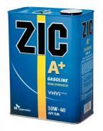 ZIC A. Вязкость 10W40, полусинтетическое