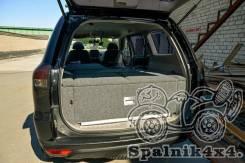 Сальник. Mitsubishi Pajero Sport