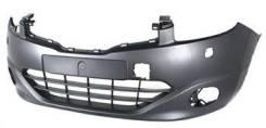 Бампер передний Nissan Qashqai 10-14 под омыватели