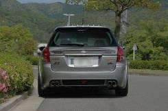 Накладка на дверь багажника. Subaru Outback, BPH, BP9, BP, BPE Subaru Legacy, BP9, BP5, BPE, BP, BPH