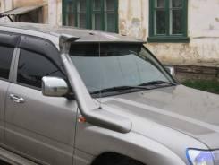 Дефлектор лобового стекла. Toyota Land Cruiser Toyota Land Cruiser Cygnus