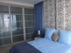 2-комнатная, улица Прапорщика Комарова 58. Центр, частное лицо, 45 кв.м. Комната