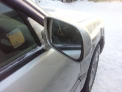 Зеркало заднего вида боковое. Subaru Forester, SF5 Двигатель EJ205