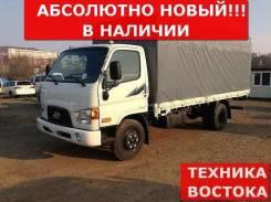 Hyundai HD78. Новый грузовик с завода из Ю. Кореи! Борт 4,9 м , 3 904куб. см., 4 700кг., 4x2. Под заказ