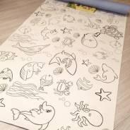 Раскраски - Картины - Бумага. Под заказ
