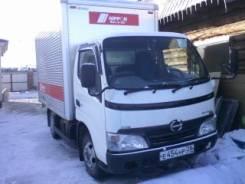 Hino Dutro. Продам грузовик hino dutro, 4 200 куб. см., 2 500 кг.