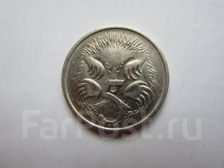 Австралия 5 центов 1993 года.