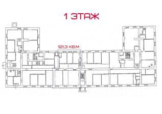 Офисные помещения. 121 кв.м., 2й Хорошевский пр-д, д.7, к.1, р-н Хорошевский