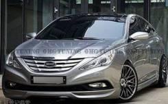 Обвес кузова аэродинамический. Hyundai Sonata, YF