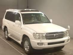Toyota Land Cruiser. 100