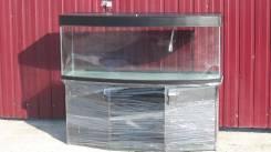 Изготовление аквариумов и тумб, ремонт аквариумов. крышек подсветок