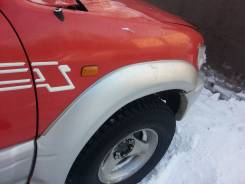Крыло. Toyota Land Cruiser Prado, VZJ90W