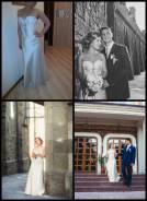 Пошив свадебных платьев - ткани Европейские