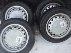 Продам летние колеса 185/65-15 Yokohama Ecos диски штамп 100х5х114,3. 6.0x15 5x100.00, 5x114.30