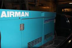 Продам компрессор Airman на базе автомобиля ИЖ-ОДА в Томске. 3 000куб. см.