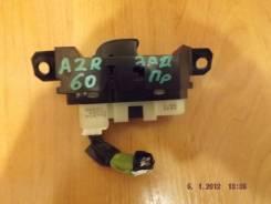 Кнопка стеклоподъемника. Toyota Ipsum, ACM21, ACM26 Toyota Voxy, AZR65, AZR60 Toyota Noah, AZR65, AZR60 Двигатели: 2AZFE, 1AZFSE
