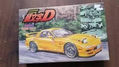Сборная модель RX7 FD3S #10 Initial D
